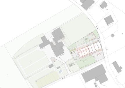 Ausschnitt Projektplan