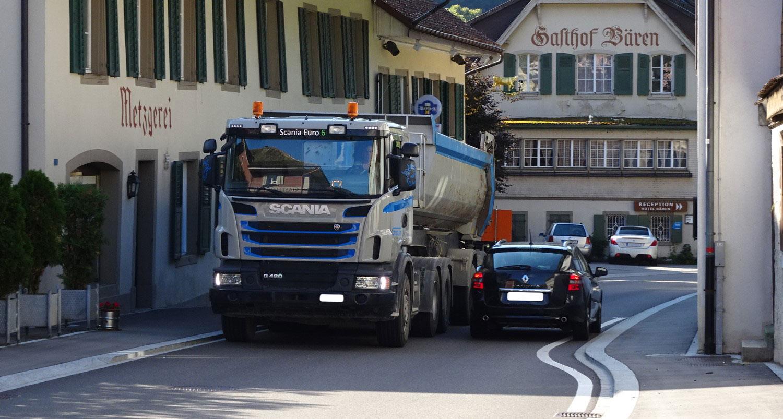 Langenbruck, Hauptstrasse