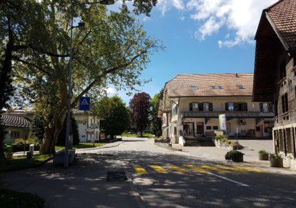 Bernstrasse, Jegenstorf