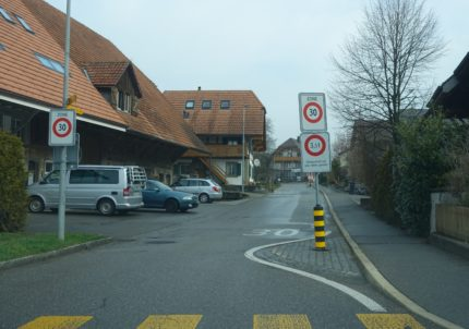 Kirchlindach Diemerswilstrasse
