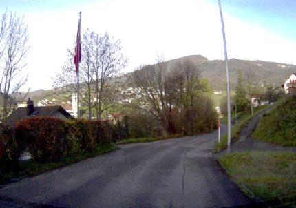 Knoten Langenbruckstrasse / Haldenweg